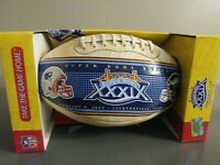 2005 NFL  Commemorative Football SUPER BOWL XXXIX 39 eagles patriots new