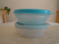 New listing Tupperware, 2 small cans 240ml.