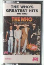 Excellent (EX) Inlay Condition Rock British Invasion Music Cassettes