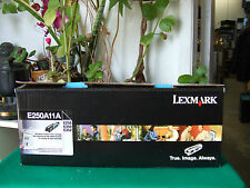 Genuine Lexmark E250A11A to Lexmark E250 E350 E450 Open box