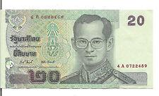 THAILAND, 20 BAHT, ND(2003)