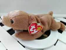 "TY Beanie Baby ~ CUBBIE 9"" Bear ~ NEW with Tags Retired with PVC Pellets"