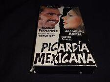 Picardia Mexicana, VHS
