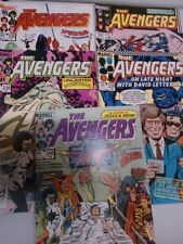 Avengers #236 #237 #238 #239 #240 - Marvel Comics - 1983