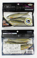 Izumi lure UMAMI floating 120mm Real and soft, ready to fish, super real, soft