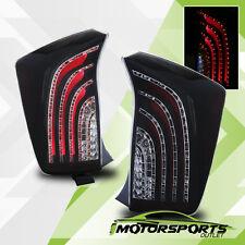 2010 2011 Toyota Prius LED Dark Smoke Tint Tail Brake Lights Rear Lamps New