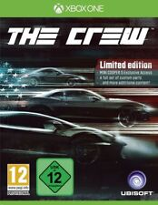 Xbox One The Crew - Limited Edition (xbox One) VideoGames