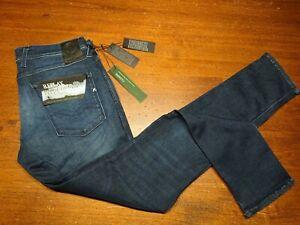Replay Herren Anbass Hyperflex Clouds Jeans, Blau (Dark Blue 007), 32W / 34L - U