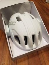 POC Ventral SPIN Cycling Helmet (CPSC), Hydrogen White Matt, Small 50-56cm