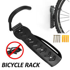 Cycling Bike Wall Mounting Rack Steel Bicycle Hanger Hook Holder Garage Indoor