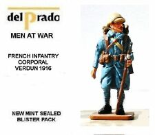 French 1:32 1914-1945 Del Prado Toy Soldiers