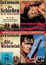 DVD NEU/OVP - Das Schießen / Der Ritt im Wirbelwind - Jack Nicholson