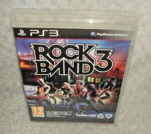 Rockband 3 PS3 Game GAME ONLY