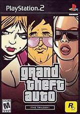 Grand Theft Auto: The Trilogy (Sony PlayStation 2, 2006)