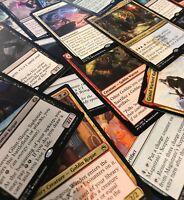 100 Magic Rares, Magic Card Lot, ALL RARES, Magic the Gathering, MTG