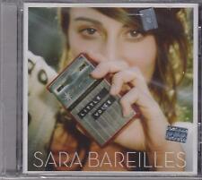 SARA BAREILLES - LITTLE VOICE - CD - NEW -
