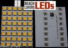 WARM 4x 48 LED JAYCO LED T10 INTERIOR EXTERIOR WEDGE LIGHT BULB rv  caravan 4x4