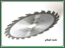 165mm x 20mm x 24T Battery Saw Blade replacement Makita B-09167 for LXT BSS610