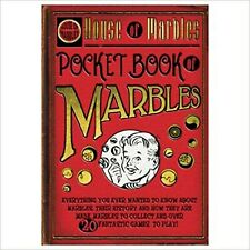 Pocket Book of Marbles [Paperback] William Bavin and Garth Blore