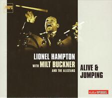 Lionel Hampton Alive And Jumping (2014) 8-track Álbum Nuevo/Sellado Milt Bucker
