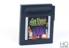 Las Vegas Cool Hand - Nintendo Game Boy Color Retro Cartridge NTSC
