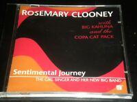 Rosemary Clooney - Sentimental Journey - CD Album - 16 Greatest Hits - 2001