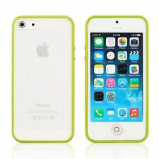 iPhone 6s Plus, 6 Plus case Bumper Case Cover Protective Frosted Hard GREEN