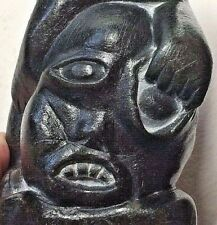 Inuit carving Eskimo Art soapstone: TRANSFORMATION, Sakaraise, #s, Igloo Sticker