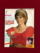 "1983, Lady Diana (Princess) ""Marie Pier"" Magazine (Scarce)"