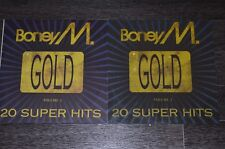 boney m gold 1-2 super hits lp vinyl russia