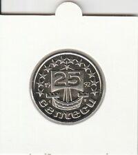 Nederland 25 Centecu 1992 - De Nederlanden Flora (f004)