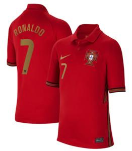 Portugal 2021 Home Jersey - Ronaldo Bruno Fernandes