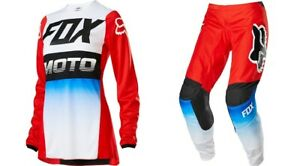 Fox Racing 2020 Womens 180 Fyce Pant and Jersey Combo MX Off Road F20WFYCE149