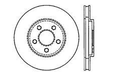 SportStop XDrilled Brake Rotor fits 1985-1995 Plymouth Sundance Acclaim Acclaim,
