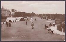 Postcard Babbacombe Downs near Torquay Devon posted 1914 RP by Harvey Barton