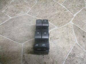 2008-2009 MILAN FUSION Driver Side Left Front Door-Power Window Master Switch