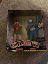 HASBRO DC SUPER HEROES BATMAN & ROBIN GOLDEN AGE COLLECTION ACTION FIGURES