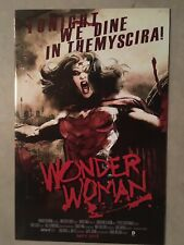 Wonder Woman #40 Movie Poster Variant Cover DC NM