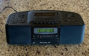 Radio Shack Chronomatic - 309 Radio w/ Cassette Recorder Player