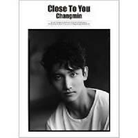 TVXQ TOHOSHINKI Changmin Solo Mini Album Close to You (CD+DVD+Photobook) Bigeast