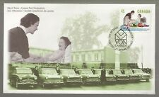 1997 Canada Nurses FDC. First day Cover