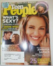 Teen People Magazine Jennifer Garner & Eminem Poster March 2003 030515R