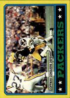 1986 Topps #213 & #219 PAUL COFFMAN Lot Greenbay Packers Team Leaders TL