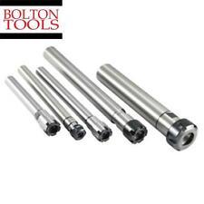 Bolton Tools S1/2-ER11-3.50 Milling Machine Straight Shank ER Mill Tool Holder