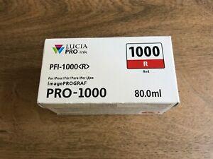Canon Red Ink Tank Pro 1000 (80ml Capacity)