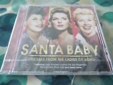 NEW SANTA BABY CHRISTMAS FROM THE LADIES OF SONG CD GARLAND KITT DAY LEE LYNN