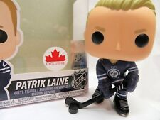 PATRICK LAINE, WINNIPEG JETS, Funko POP NHL Figure (Home Uniform), New In Box