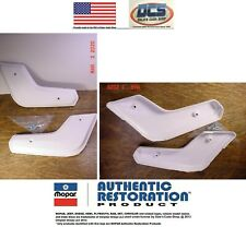 68 69 70 Dart Coronet Road Runner GTX Superbird Charger Bench Seat Hinge Covers