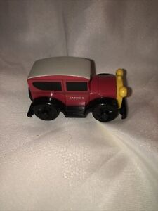 Thomas The Tank SODOR Caroline Wooden Car  Toys Exc Cond
