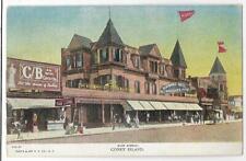 ALBEMARLE HOTEL,CIGAR STORE,SURF AVE~CONEY ISLAND,NY